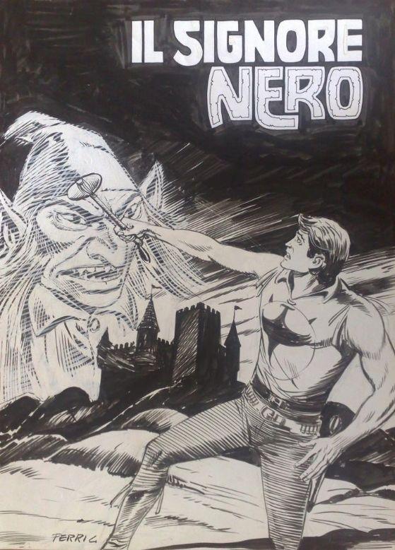 Le storie più sopravvalutate - Pagina 3 Zagor+signore+nero