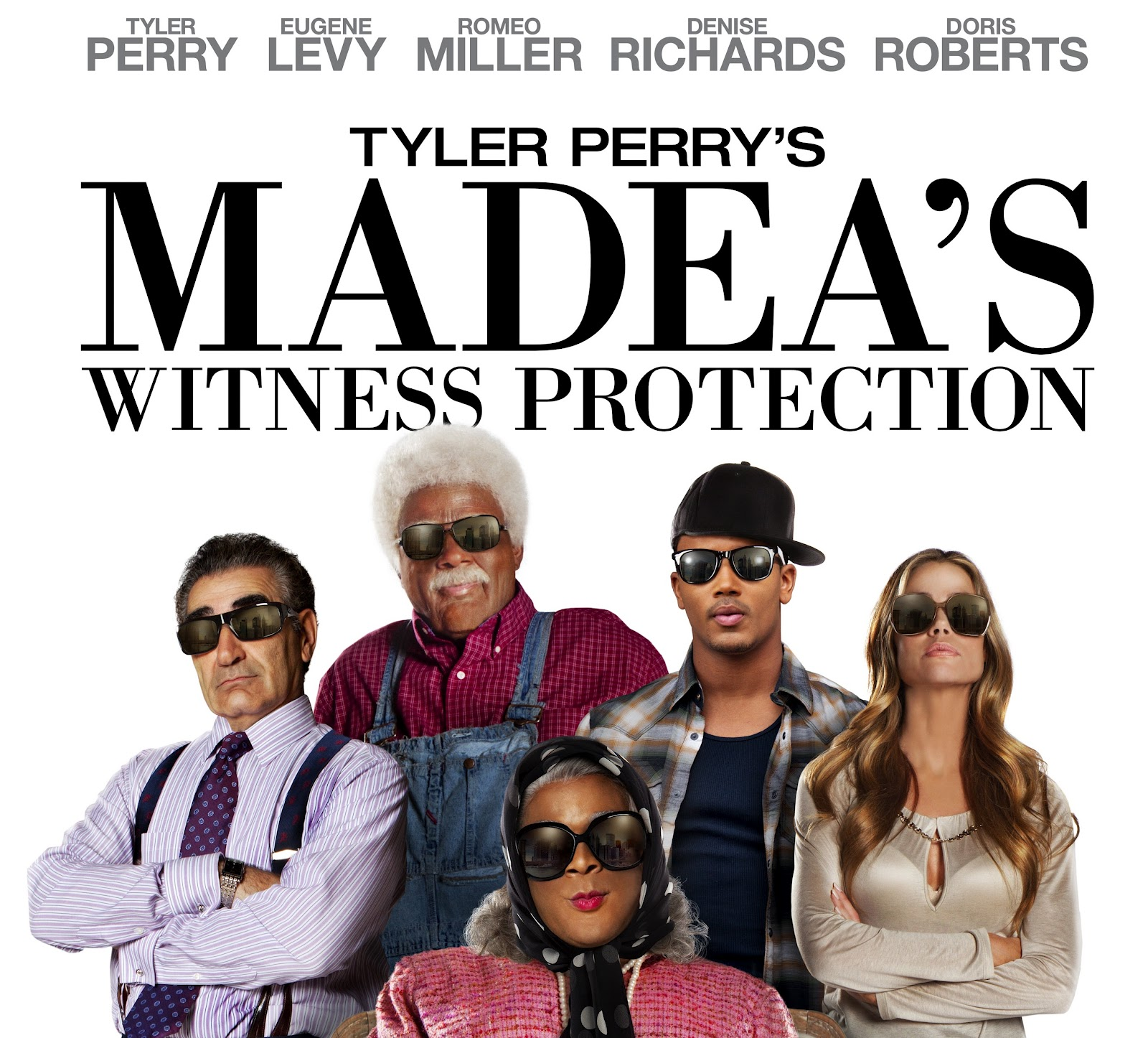 Madea s Witness Protection - IMDb