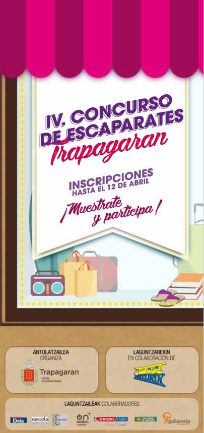 4º CONCURSO DE ESCAPARATES