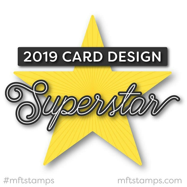 2019 Superstar Card Design