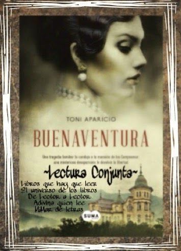 Sorteo + Lectura Conjunta y Simultánea BUENAVENTURA