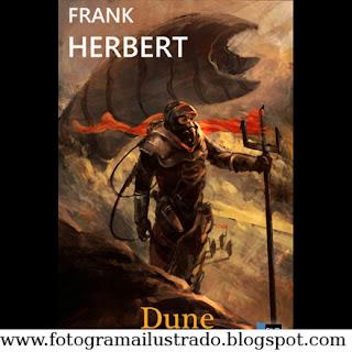 Portada Dune Frank Herbert epub Gusano de arena y guerrero