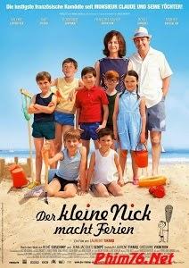 Kỳ Nghỉ Hè Của Nhóc Nicolas - Nicholas On Holiday