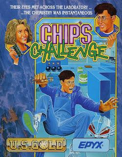 Chip's Challenge Chip's+Challenge