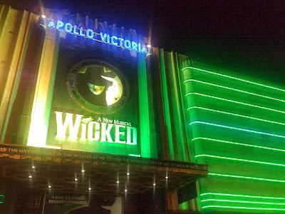 Wicked musical, Apollo Victoria