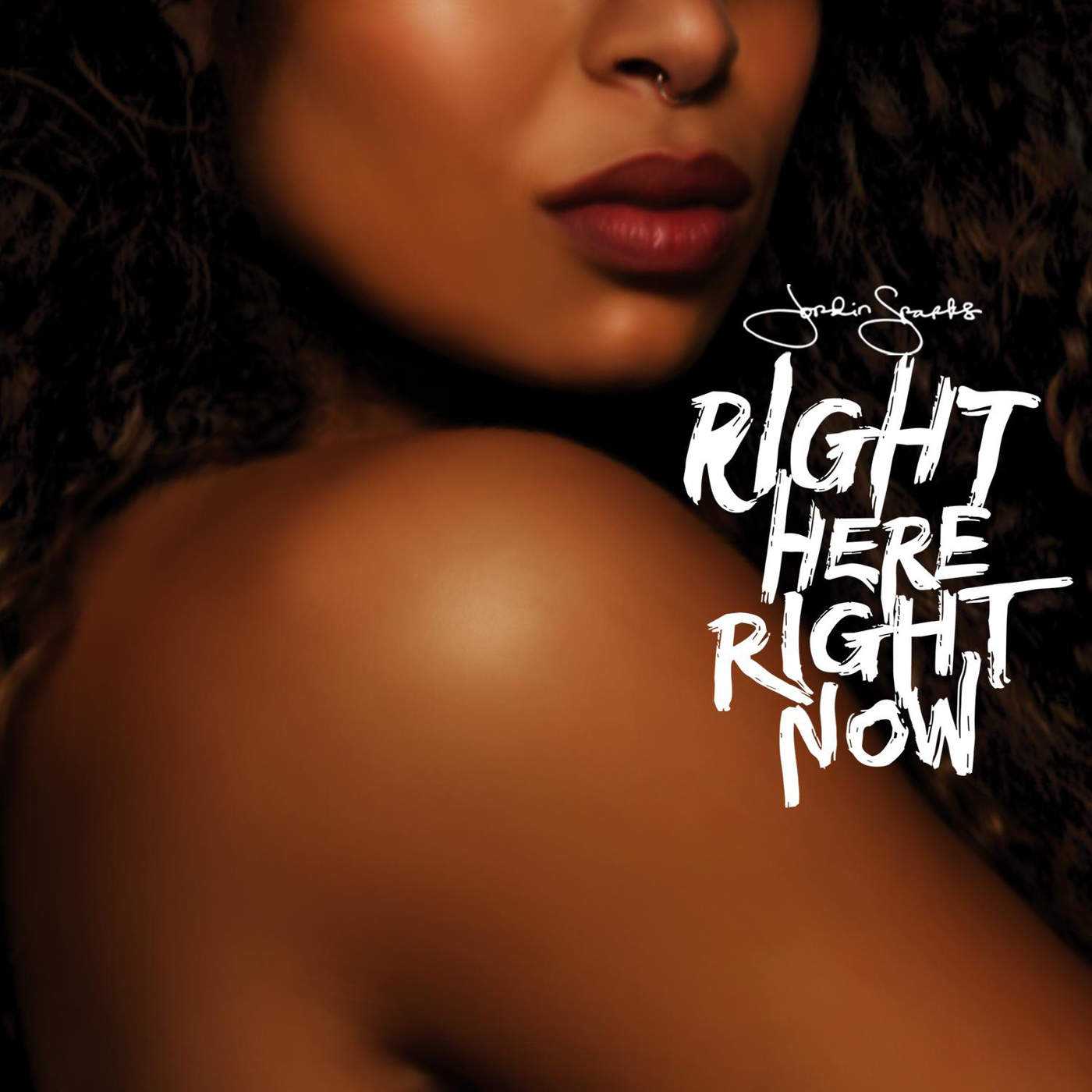 Jordin Sparks - Right Here Right Now Cover