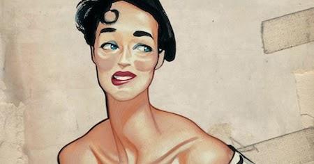 Las pinturas e ilustraciones de Fernando Vicente