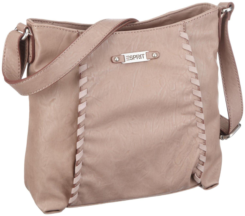meine handtaschen esprit mona q15005 damen schultertaschen. Black Bedroom Furniture Sets. Home Design Ideas