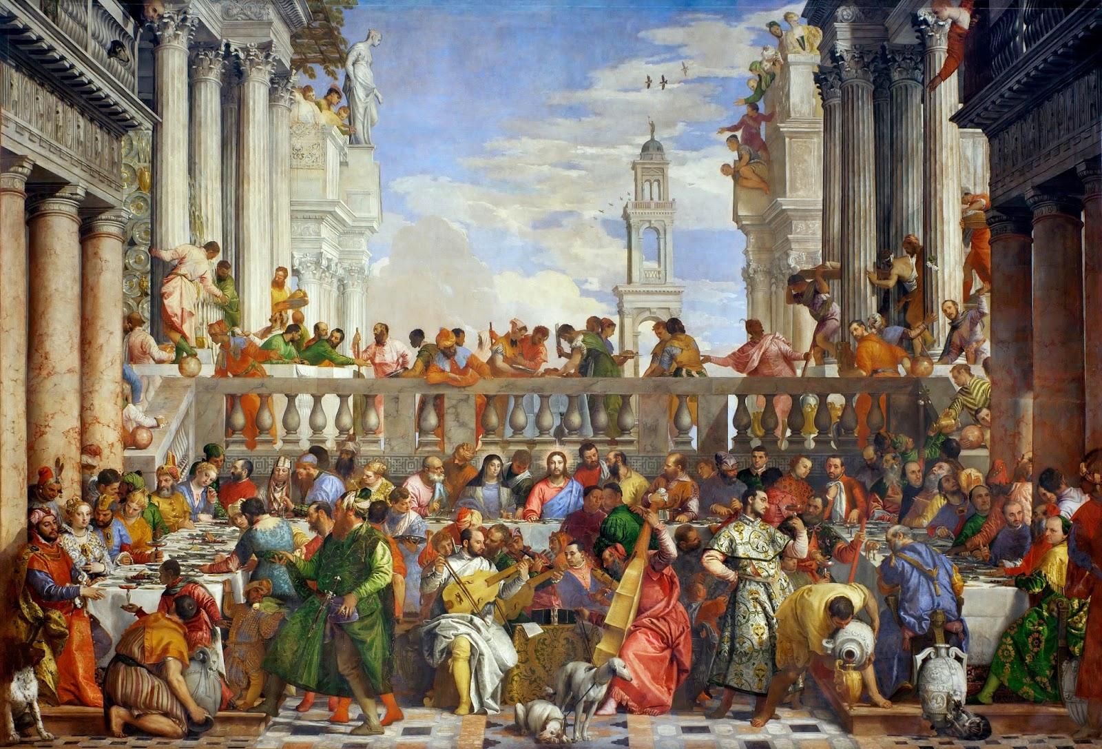 nunta-din-cana-paolo-veronese-1563