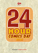 24 HOUR COMICS DAY A PORDENONE 2010