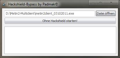 bypass Metin2 Ultra Hackshield Kaldırma Botunu indir   Download