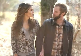 Nikki Reed and Paul Macdonald premiered Now That I've Found You