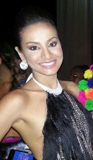 Miss Philippines Queenierich Rehman on Miss World 2012 Talent Finals