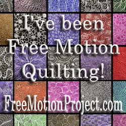Free Motion Quilting Project