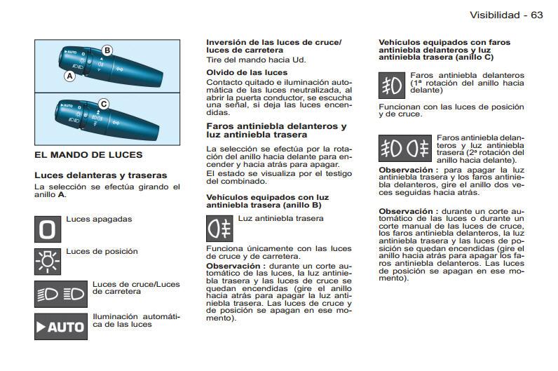 pepopolis 206 manual del usuario parte 2de 2. Black Bedroom Furniture Sets. Home Design Ideas