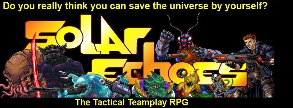 Solar Echoes RPG
