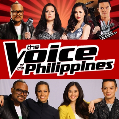 The Voice of the Philippines Coaches build their teams in the Blind Auditions