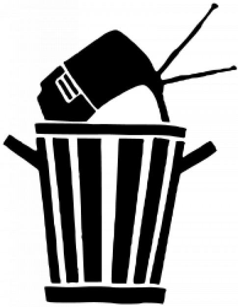 Fernseher_im_Müll