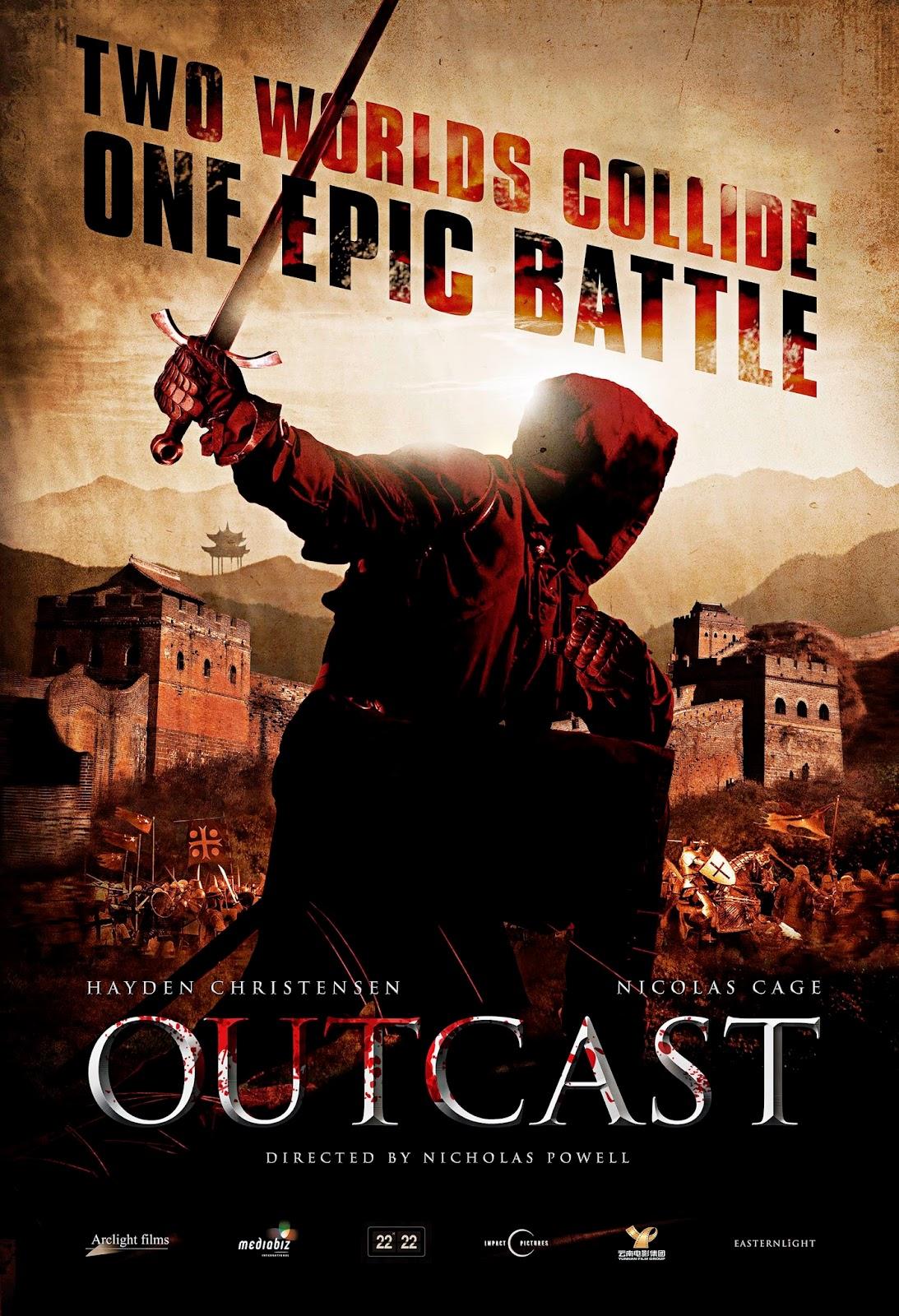 Outcast (2014), Nicolas Cage, Liu Yifei, Hayden Christensen ...