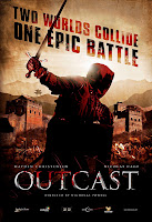 Outcast movie poster malaysia