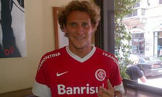 Diego Forlán jugará en el Inter de Porto Alegre