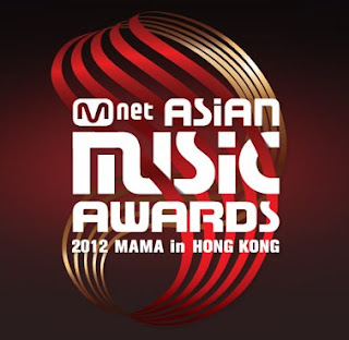 Mnet Asian Music Awards logo for 2012