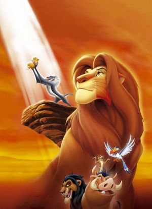 Main characters The Lion King 1994 animatedfilmreviews.filminspector.com