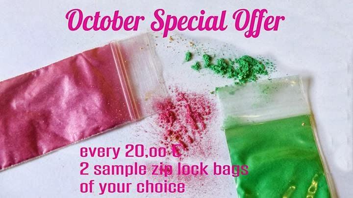 Jade Minerals - October Special Offer