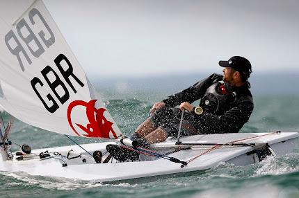 Stephen Cockerill, champion d'europe 2012 en master à Rosas en Espagne.