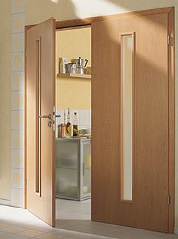 Desain Pintu Rumah Minimalis Kembar