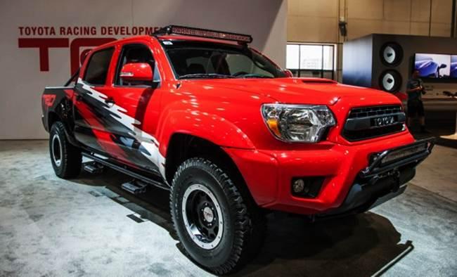 2017 Toyota Tacoma Trd Pro Series Price