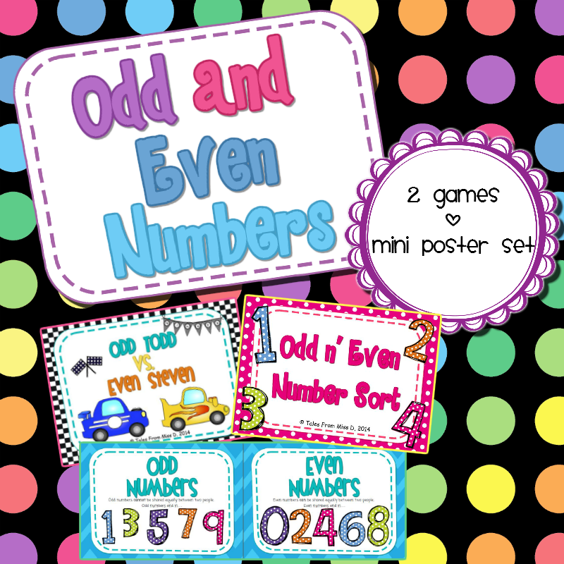 http://www.teacherspayteachers.com/Product/Odd-and-Even-Numbers-Games-Mini-Poster-Set-1249890