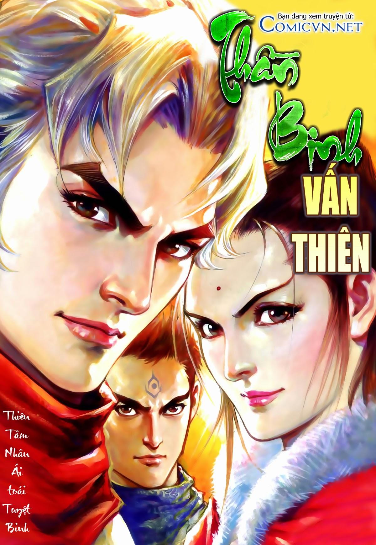 Thần Binh Vấn Thiên chap 36 Trang 1 - Mangak.info
