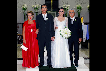 Maria Inez, Radamés, Ana Carolina e Renato