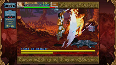Dungeons & Dragons: Chronicles of Mystara Screenshots 2