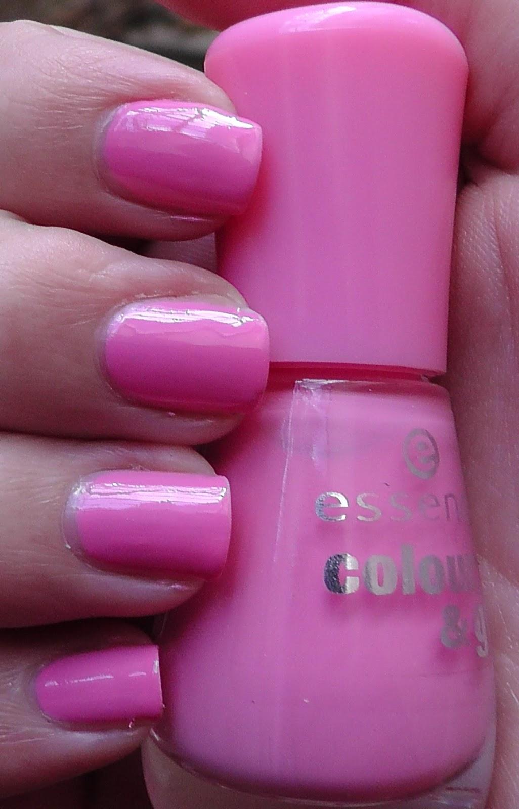 Das Mini bloggt: 7 Shades of Pink! Teil 4