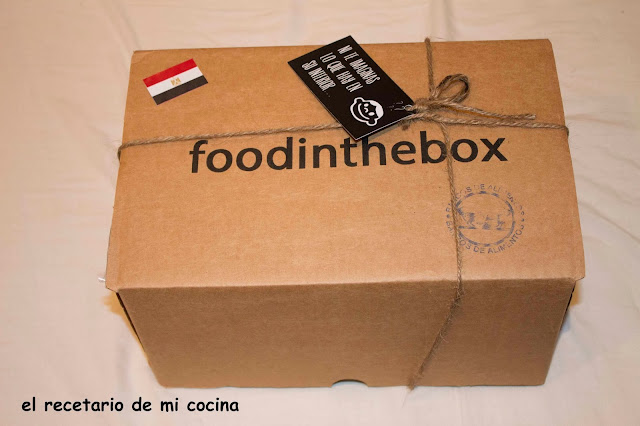 food in the box