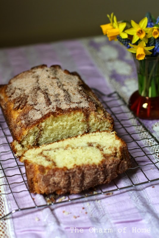 Cinnamon Bread: The Charm of Home