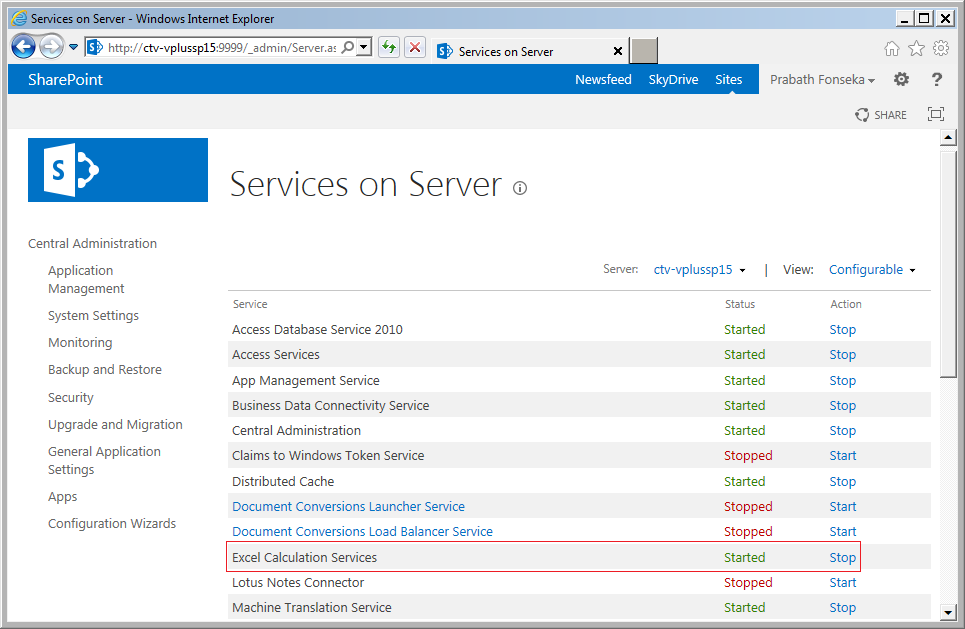 how to make a change management system in sharepoint 2013