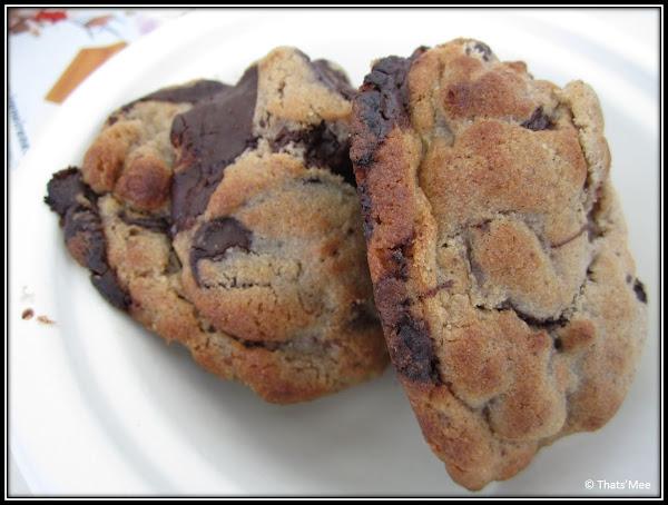 Brunch Bazar Faust Paris Pont Alexandre III juin 2013, cookies bio sans gluten GROM
