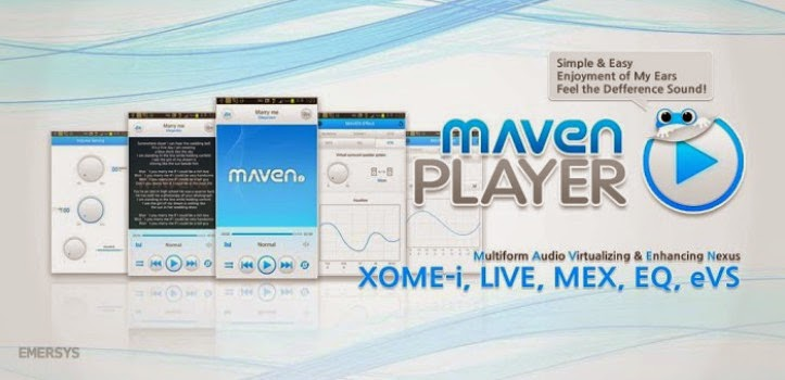 MAVEN Music Player Pro Apk