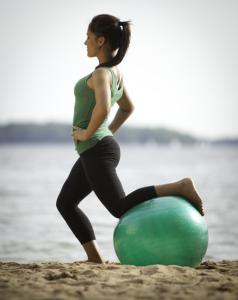 hip flexor stretches patient handout