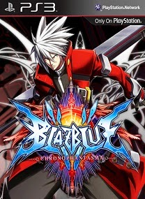 BlazBlue Chrono Phantasma PS3-iMARS