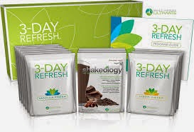 3 Day Refresh, Cleanse, 3-day Refresh Cleanse, Beachbody 3-day refresh, Shakeology, vanillla fresh, fiber sweep