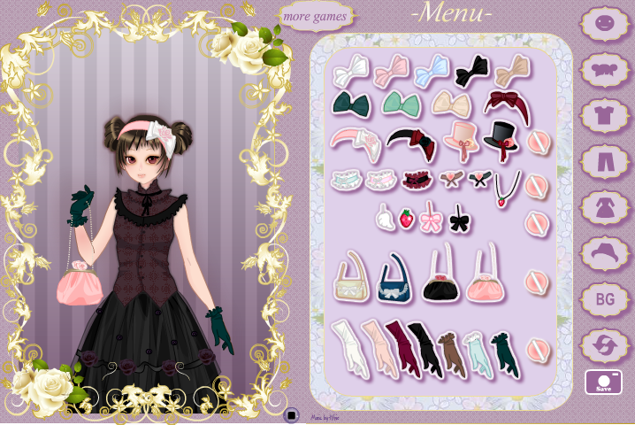 Anime Clothing Design Games Online Free Anime Fashion Dress Up Games