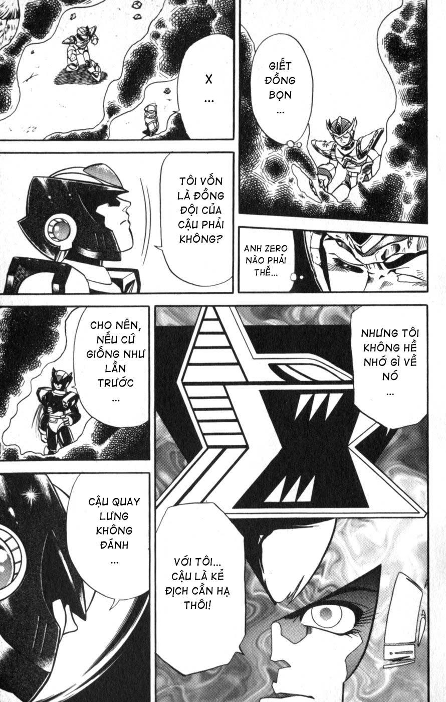 Megaman X chap 25