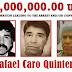 """Ordenan recaptura en México del """"Narco de Narcos"""" Rafael Caro Quintero"""