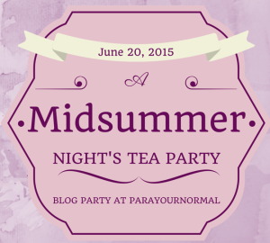 Midsummer Night's Tea Party