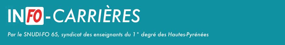 INFO Carrières 65