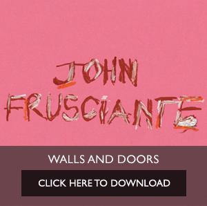 John Frusciante, 新曲